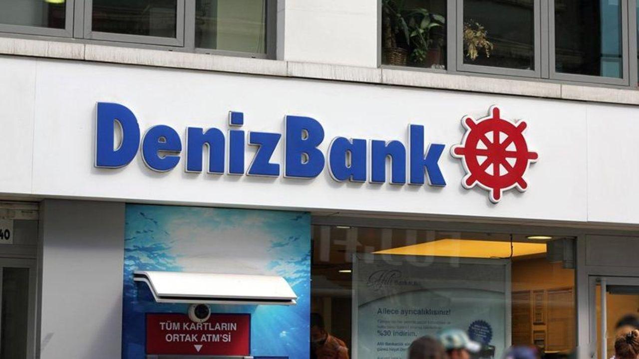 denizbank subesi bulunan bankalar