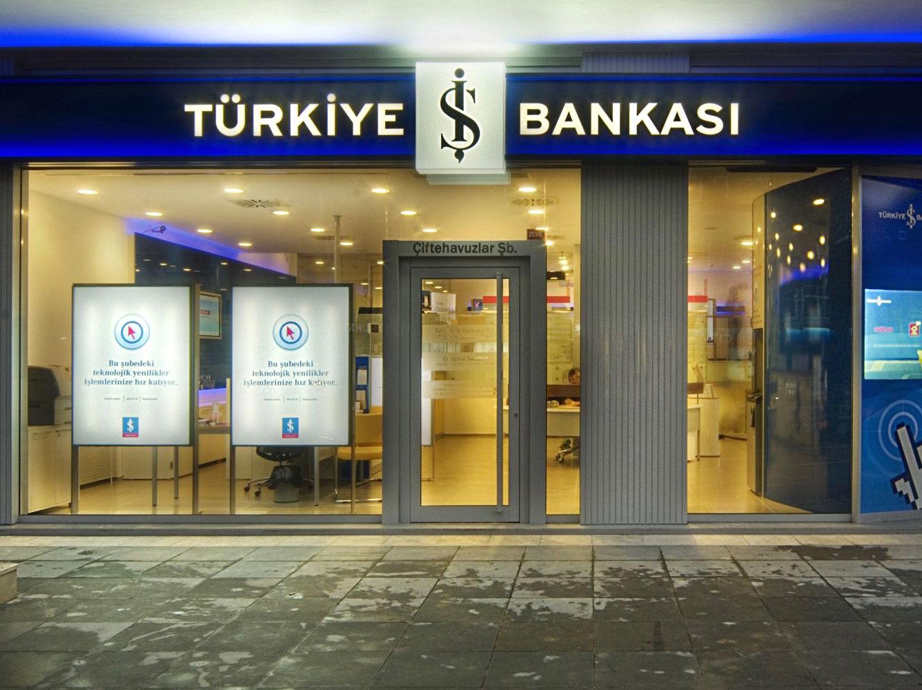 turkiye is bankasi hangi hizmetleri sunmaktadir