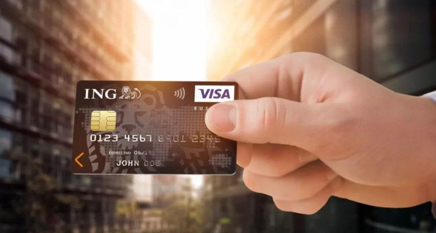 ing bank kredi karti basvurusu islemleri