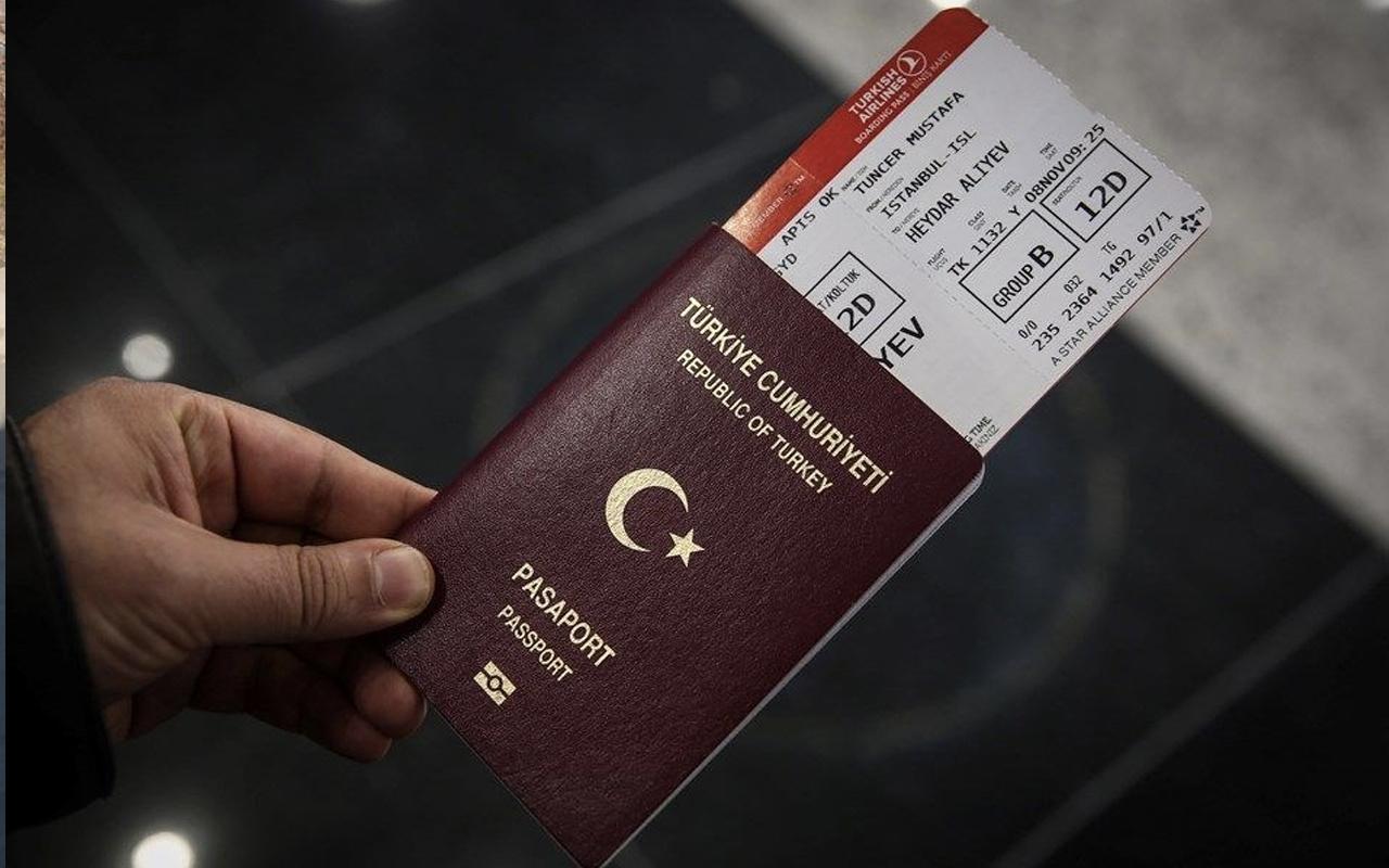 pasaport basvurusu