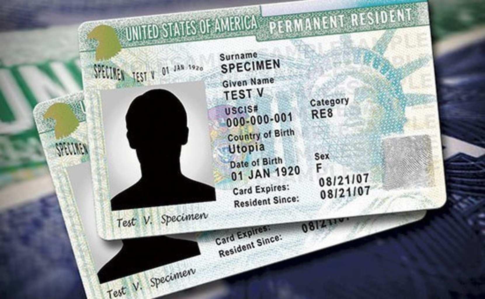 green card kosullar
